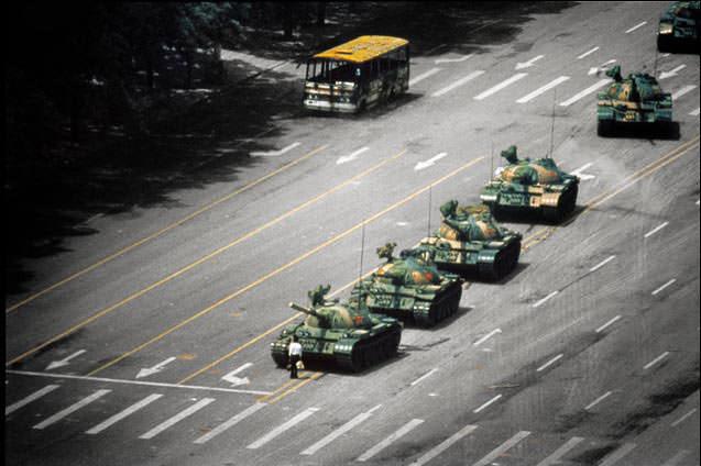 L'inconnu de Tiananmen