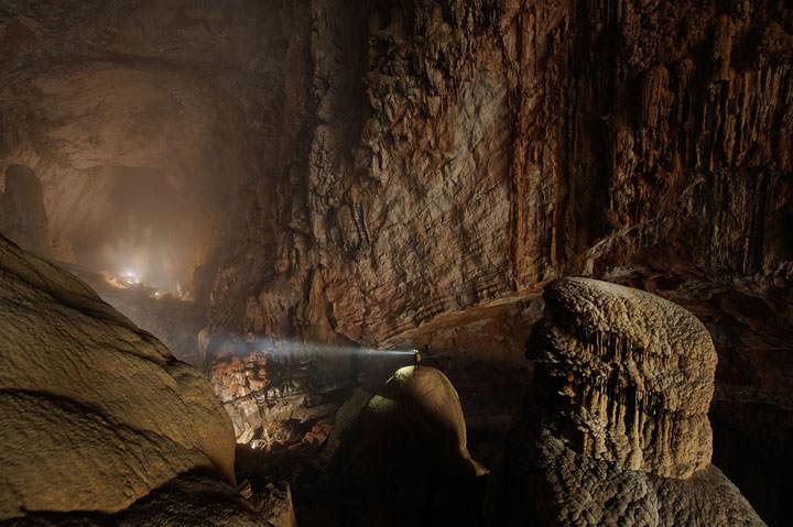 La grotte de Son Doong (Vietnam)