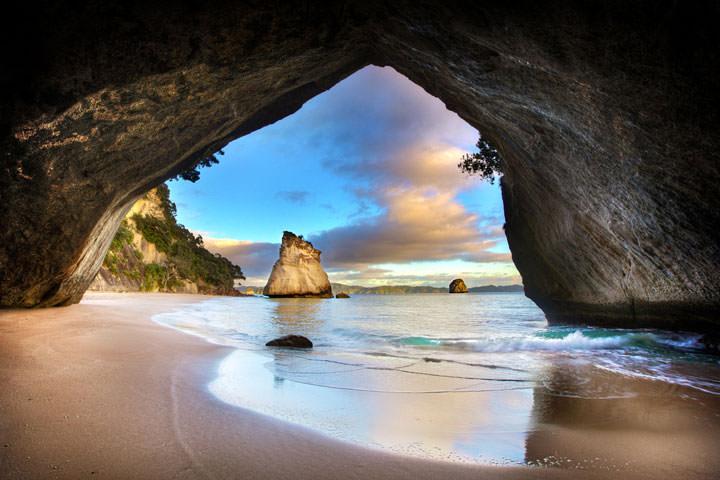 Te Whanganui-A-Hei (Nouvelle-Zélande)