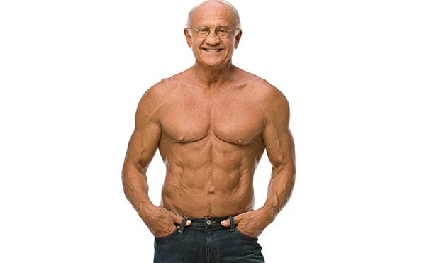 Cela fait 10 ans que le Dr Jeffrey Life a commencé à sérieusement entretenir son corps. Il est maintenant âgé de 70 ans