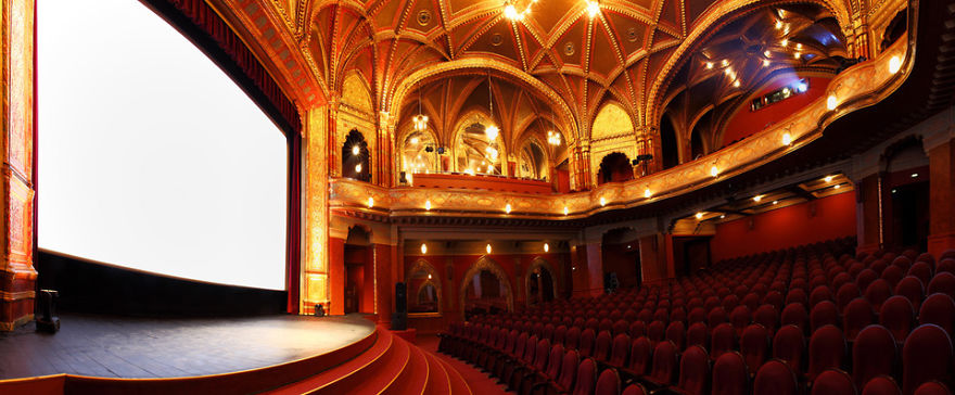 L'Urania National Film Theatre (Budapest, Hongrie)