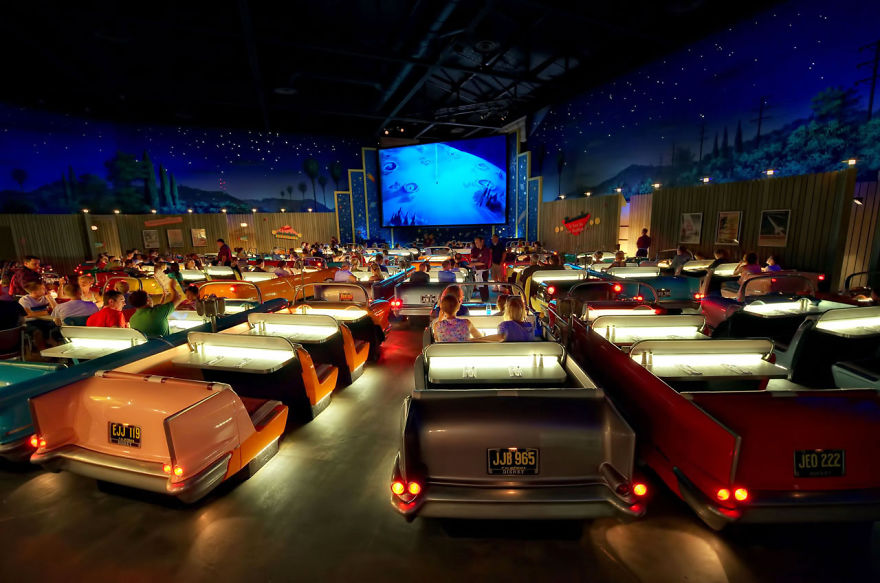 Le Sci-Fi Dine-in Theater (Studios Disney's, Etats-Unis)