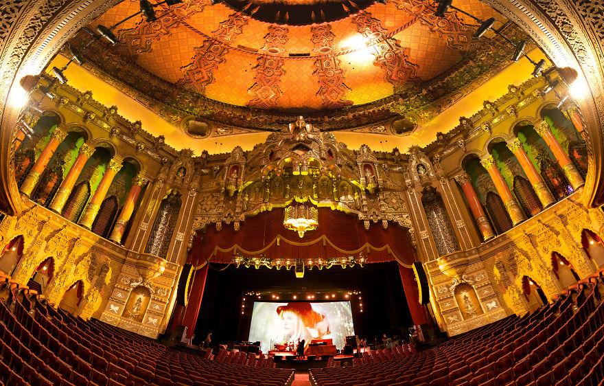 Le Fox Theater (Detroit, Etats-Unis)