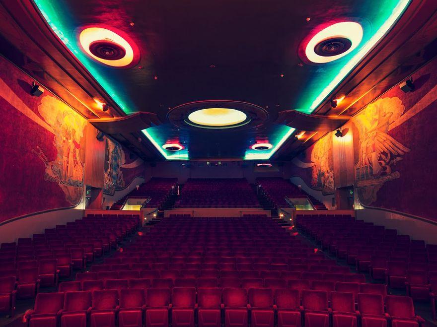 L'Orinda Theater (Californie, Etats-Unis)