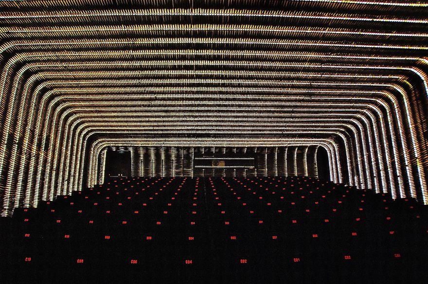 Cineteca De El Matadero, (Madrid. Espagne)