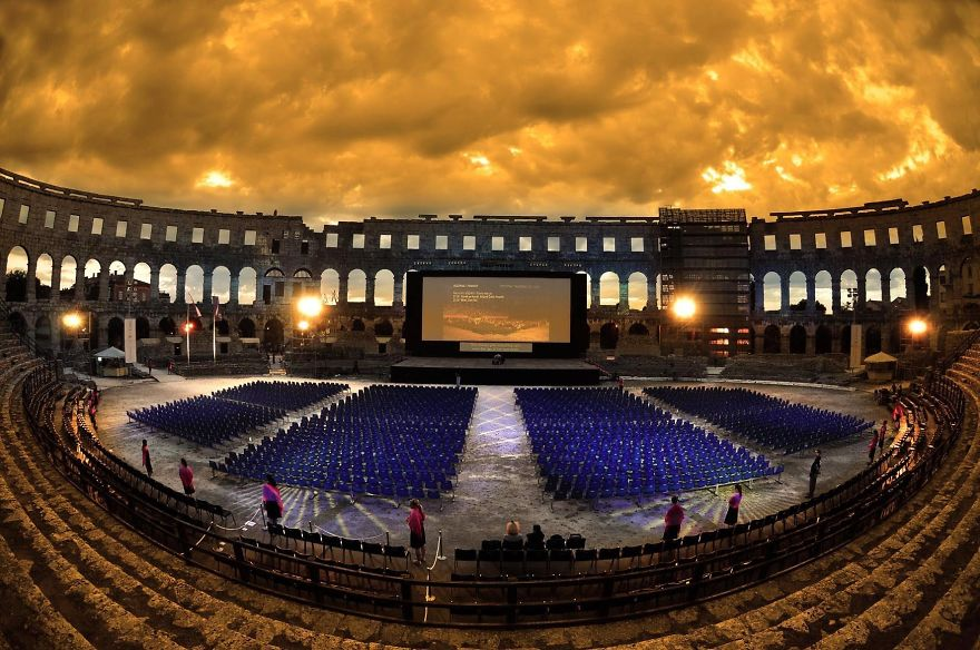 L'Arena (Pula, Croatie)