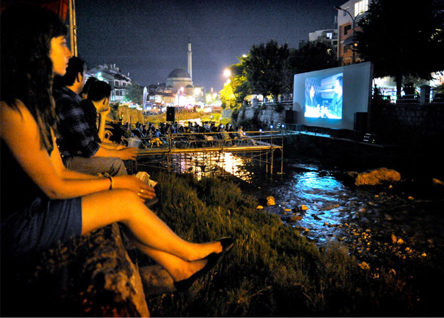 #14 Le Cinéma Riverbad (Dokufest Prizren, Kosovo)