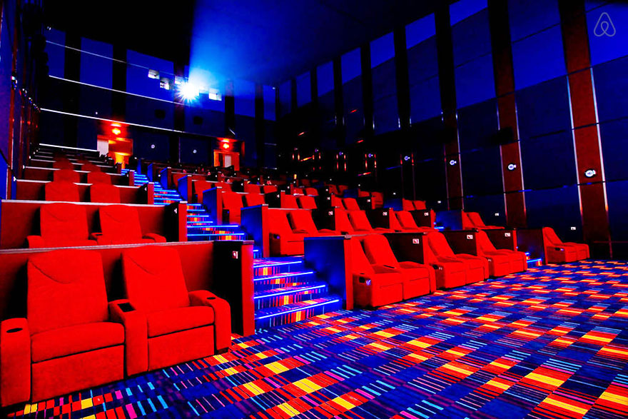 Newport Ultra Cinema, (Newport City)