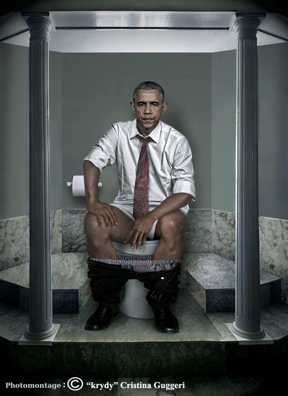 Barack Obama président des états unis