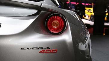 Lotus Evora 400 Roadster, ce sera pour 2017