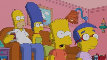Visionnaires, les Simpson mettaient déjà en garde contre Donald Trump en l'an 2000