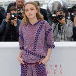 Lily-Rose Depp profite du Festival de Cannes pour évoquer son plaisir à se perdre dans un rôle
