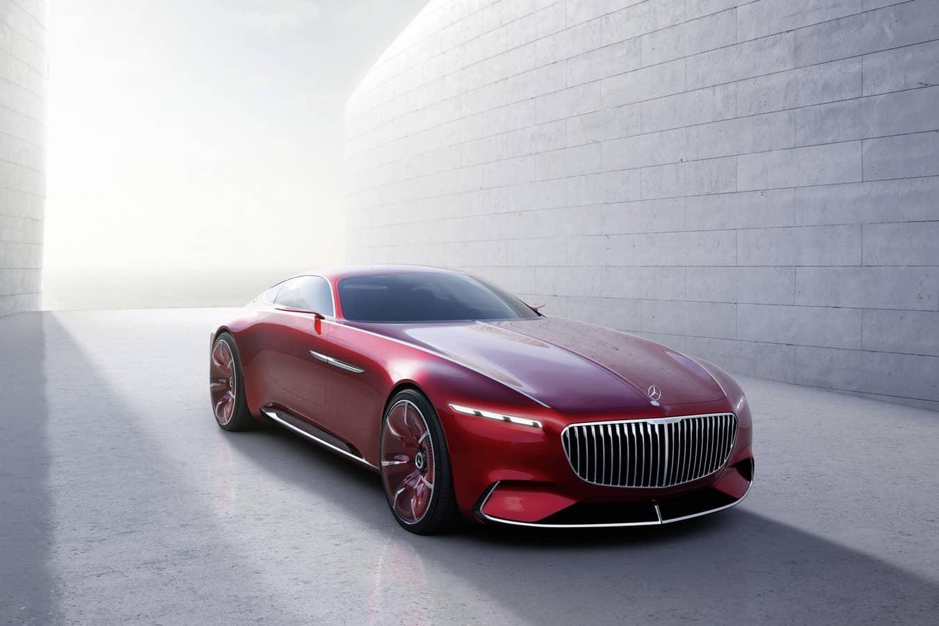 La Maybach Vision 6 pourrait bien être la Mercedes la plus luxueuse jamais conçue 2