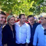 Marine Le Pen change son image en utilisant des méthodes de Vladimir Poutine