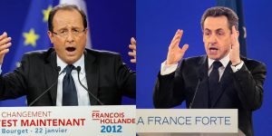 Sarkozy ne va pas servir de modèle à Hollande pour les présidentielles de 2017