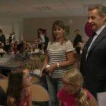 Des enfants disent que Nicolas Sarkozy est président !